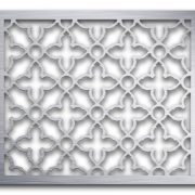 AAG719 Perforated Metal Grilles in Aluminum