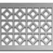AAG720 Perforated Metal Grilles in Stainless Steel & Steel