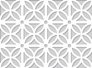 Custom Decorative Metal Screens Pattern
