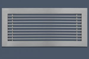 AAG100 B Frame Stock Linear Grilles