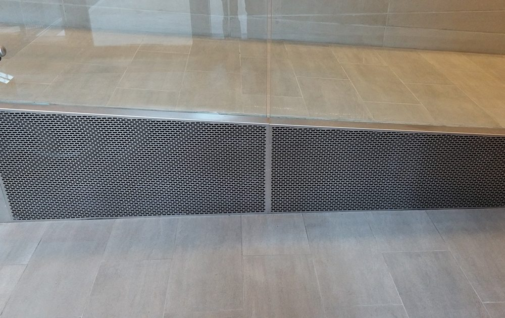 AAG705 Brick Perforated Grille