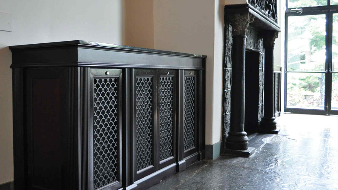 custom decorative metal panels