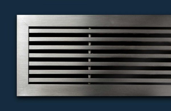 AAG110 B Frame Stock Linear Grilles