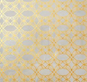 Custom Laser-Cut Decorative Metal Screen