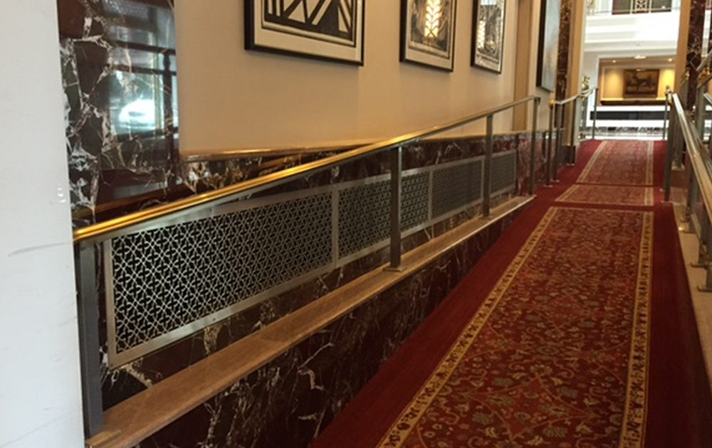 AAG719 Majestic Perforated Grille Panels