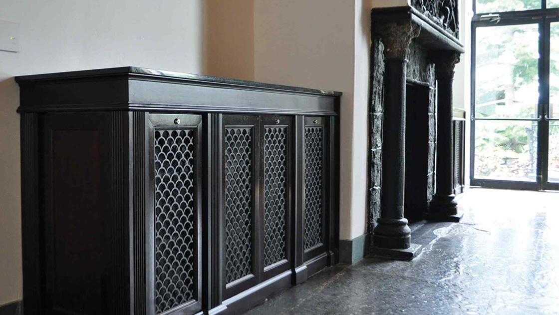 custom decorative metal panels