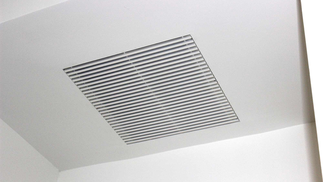 JBead Ceiling Mount linear grilles